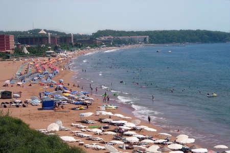 Alanya-Antalya-Turkey holiday. Turkey travel. Alanya beach holiday