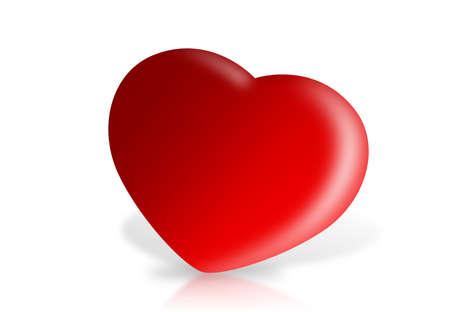 consept: I love you consept... Love heart illustration. Love...