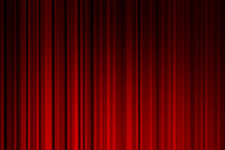 velvet fabric: High resulation Movie Curtains background. Movie curtains background