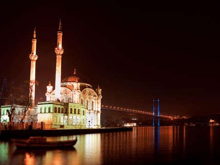 istanbul culture night scene...