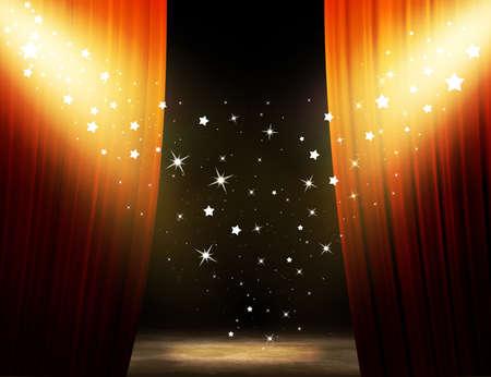 letras musicales: Mostrar tiempo. Etapa Roja Teatro.