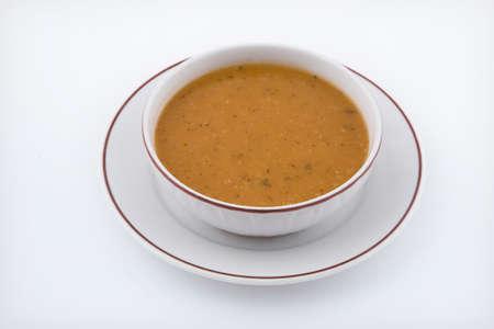 Lentil soup image.