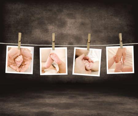 Baby clemency concept  Baby love album