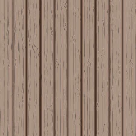 plank: Wooden plank. The narrow. Vector