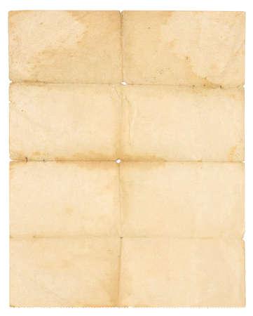 古代の紙 写真素材