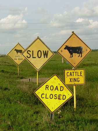 xing: Country roadsigns
