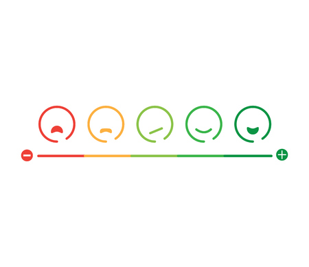 Feedback Concept Design Stock Illustratie