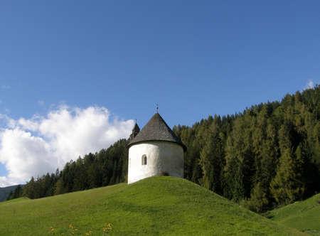 sud tirol: Italy, Sud Tirol,19 September 2010 - Frontier between Italy   Austria