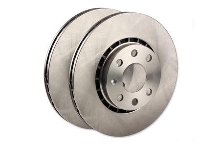 car brake discs Banco de Imagens - 8676498