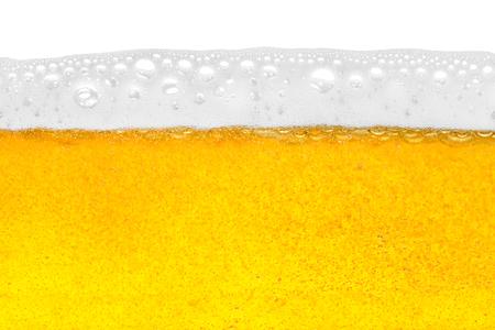 クローズ アップ ショットでビール 写真素材