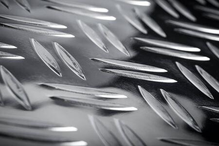 glanz: riffelblech struktur