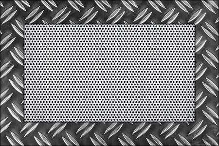 industrie: lüftungsgitter hintergrund Stock Photo
