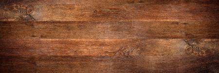 広い古いオーク材の木製の背景