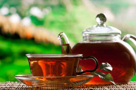tazza di te: Tè