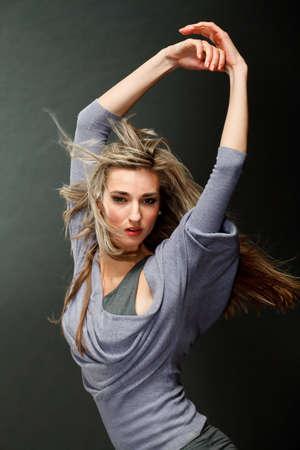 Shot of an expressive dancer