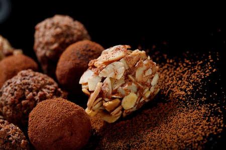 sweetmeats: Chocolate Truffles
