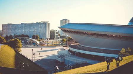 Spodek, Katowice, Poland, Silesia