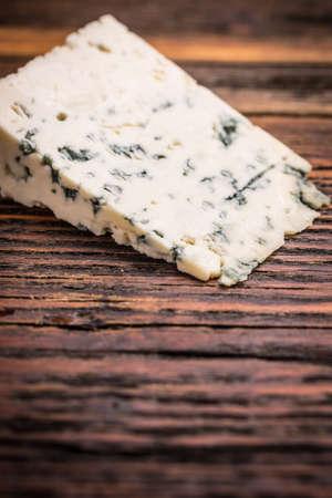 カビとチーズの部分 写真素材