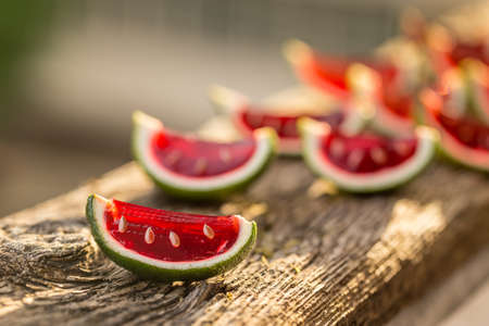 tequila: Tequila jelly shots, perfect party dessert