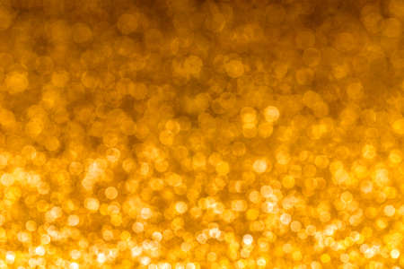 feast: Christmas and New Year feast bokeh background with copyspace Stock Photo