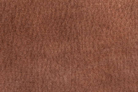 reverse: Brown leather reverse side background