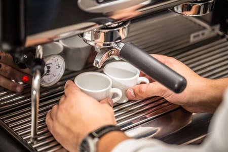 Gaggia baby espresso machine