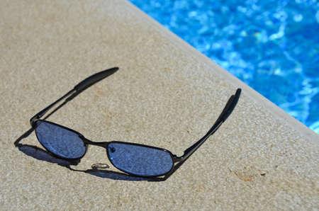 Blue Glasses Stock Photo - 15955356