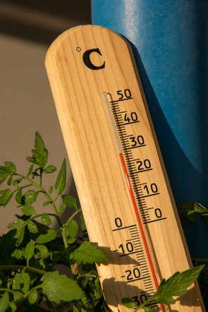 summer temperature Stock Photo - 21040719