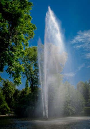 acqua dolce in fontana