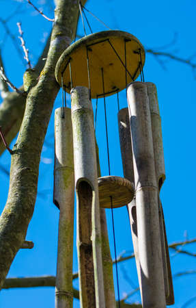 wind chime: Bamboo Wind Chime