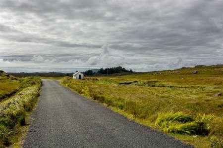beneath: Remote Hut Beneath River in Ireland