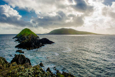 Coast Of Slea Head in Kerry In Ireland