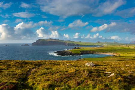 sea cliff: Coastal Landscape in Tipperary in Ireland
