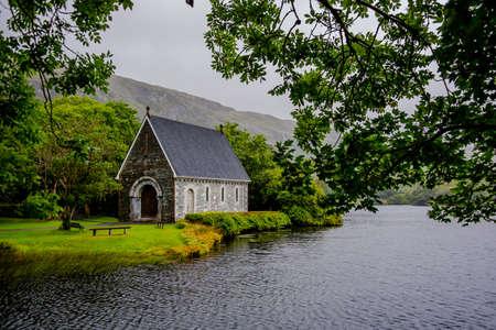 oratoria: Oratorio en el Parque Nacional de Gougane Barra en Irlanda
