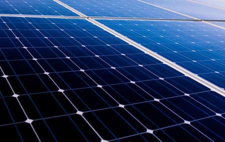 details: Solar panel of a solar plant