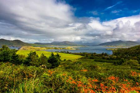 Landscape at the Coast of Ireland