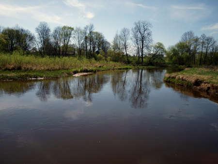 narew: Narew river