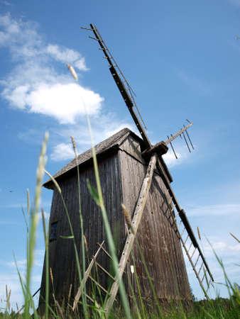 Windmill in Bialowieza 2