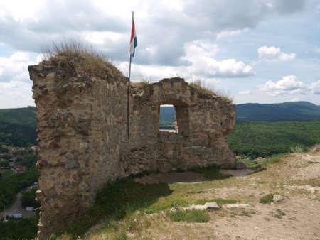 Sirok castle 2 Stock Photo