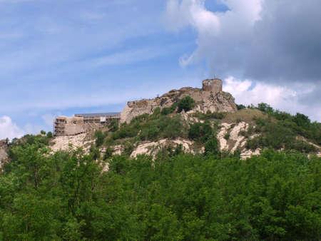 Ruins of Sirok castle