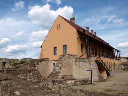 Castillo en Eger 6 Foto de archivo