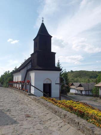 Iglesia en Holloko