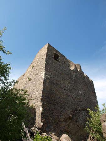 Old castle Holloko