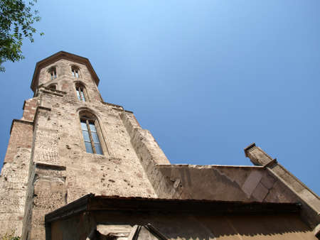 Mary Magdalene tower photo