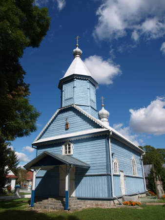stary: Stary Kornin orthodox church