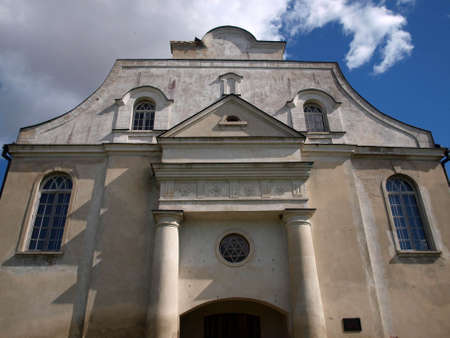 Orla synagogue 2 Stock Photo - 18097091