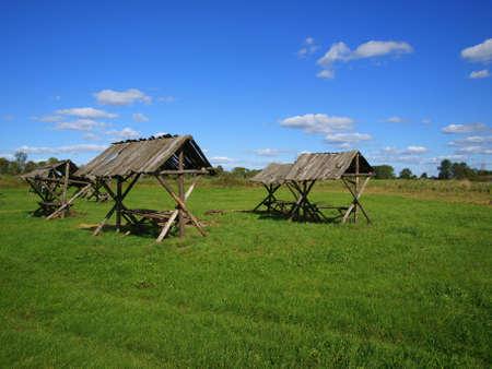 archeological site: Archeological site from Zbucz