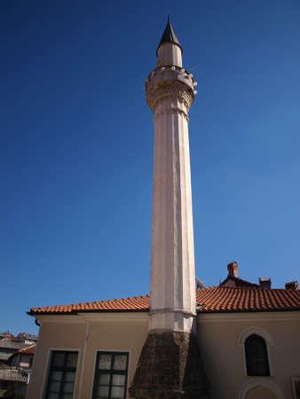 muz: Minaret from Ochrid