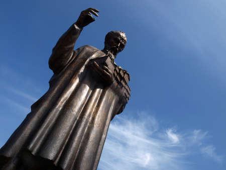 Statue of saint Clement