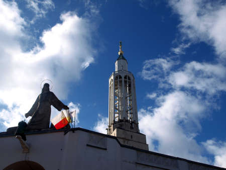 Bialystok church of saint Roch